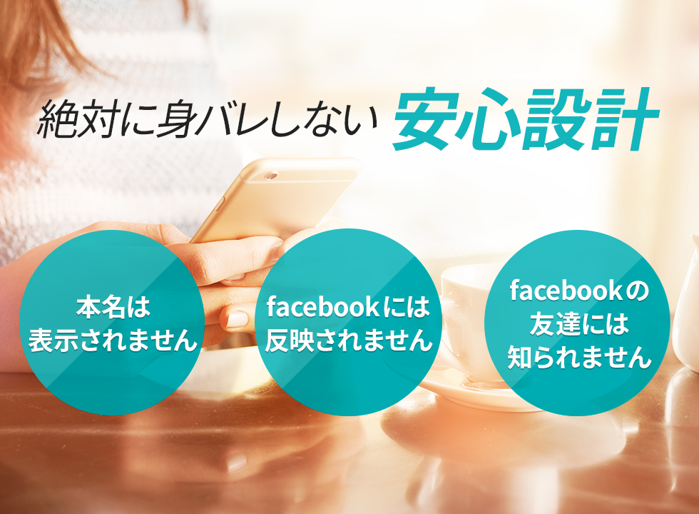 with(ウィズ) Facebookなし